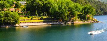 潘內達吉爾斯國家公園(Parque Nacional da Peneda Geres)附近的飯店