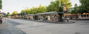 Bahnhof Ludwigsburg: Hotels in der Nähe
