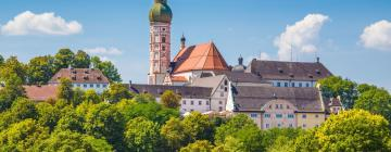 Hotels near Andechs Abbey