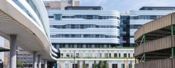 Hotels near University Hospital Ghent