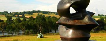 Skulpturenpark Yorkshire: Hotels in der Nähe