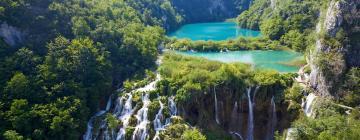 Hotels near Plitvice Lakes National Park - Entrance 1