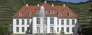 Schloss Wackerbarth: Hotels in der Nähe