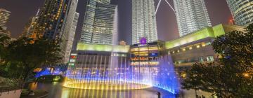 Einkaufszentrum Suria KLCC: Hotels in der Nähe