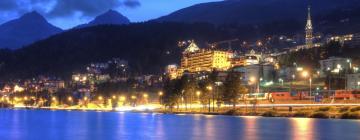Hotels near Train Station St. Moritz