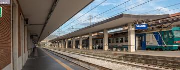 Hotels near Caserta Train Station