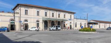 Hotell nära Assisi järnvägsstation