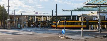 Hauptbahnhof Heilbronn: Hotels in der Nähe