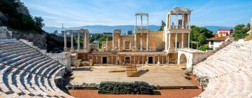 Hotels near Roman Theatre Plovdiv