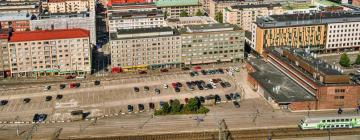 Hotels near Tampere Train Station