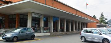 Hotels near Como San Giovanni Train Station
