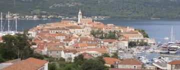 Hotels near Korčula Ferry Port