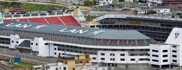 Hotéis perto de: Liga Deportiva Universitaria Stadium