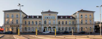 Hotels near Trainstation Friedrichshafen