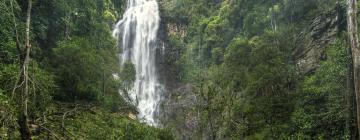 Hotels near Air Terjun Temurun Waterfall
