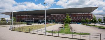 Messe Karlsruhe: Hotels in der Nähe