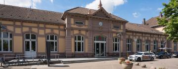 Bahnhof Baden-Baden: Hotels in der Nähe
