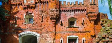Брестская крепость: отели поблизости