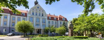 Hotele w pobliżu miejsca Gdański Uniwersytet Medyczny
