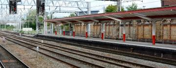 Hotels near Crewe Train Station