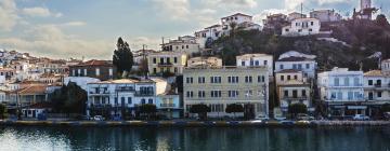 Порт Пороса: отели поблизости