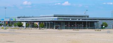 Messe Freiburg: Hotels in der Nähe