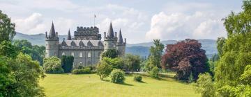 Hotels near Inveraray Castle