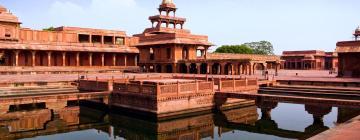 Hotels near Fatehpur Sikri
