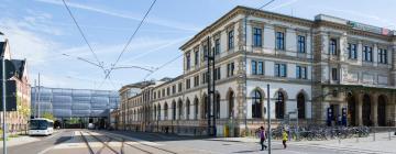 Hotels near Chemnitz Central Station