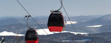 Hotels near Jaworzyna Krynicka Ski Lift