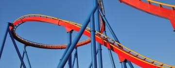 Hotels near La Ronde Amusement Park