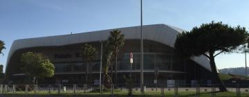 Hoteles cerca de Sala de conciertos Palais Nikaia