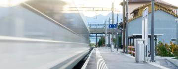 Железнодорожный вокзал Локарно: отели поблизости