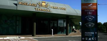 Hotels near Adelaide Parklands Terminal