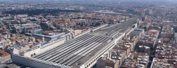Hoteluri aproape de Gara Roma Termini