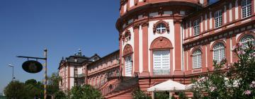 Hoteles cerca de Palacio de Biebrich