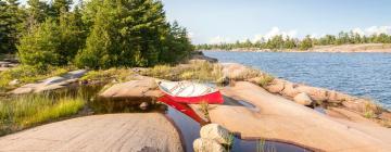 Hotéis perto de: French River Provincial Park