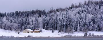 Hôtels près de: Lac de Saint-Point