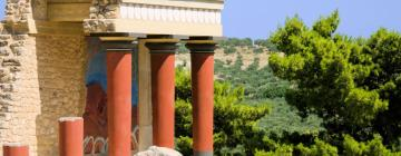 Hotels near The Minoan Palace of Knossos