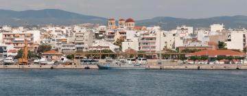 Hotels near Alexandroupolis Port