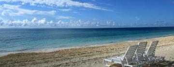 Hotell nära El Saladillo strand