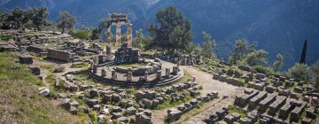 Hotels near Archaeological Site of Delphi