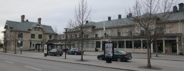 Hotels near Östersund Train Station