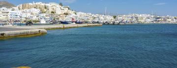Hotels near Port of Naxos