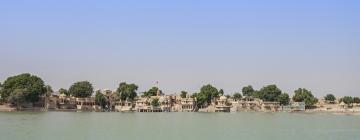 Hotels near Lake Gadisar