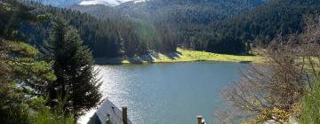 Hotels near Payolle Lake