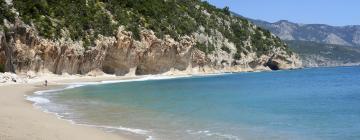 Пляж Кала Луна: отели поблизости