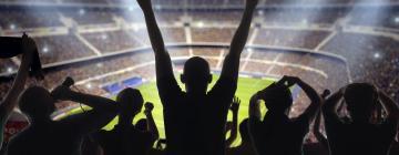 Стадион «Матмют Атлантик»: отели поблизости