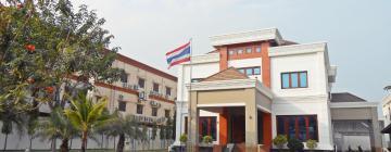 Hoteles cerca de Embajada Real de Tailandia