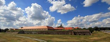 Hotels near Osijek Citadel